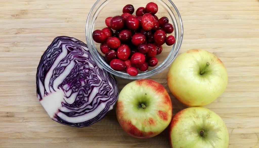 cranberry vitamin c