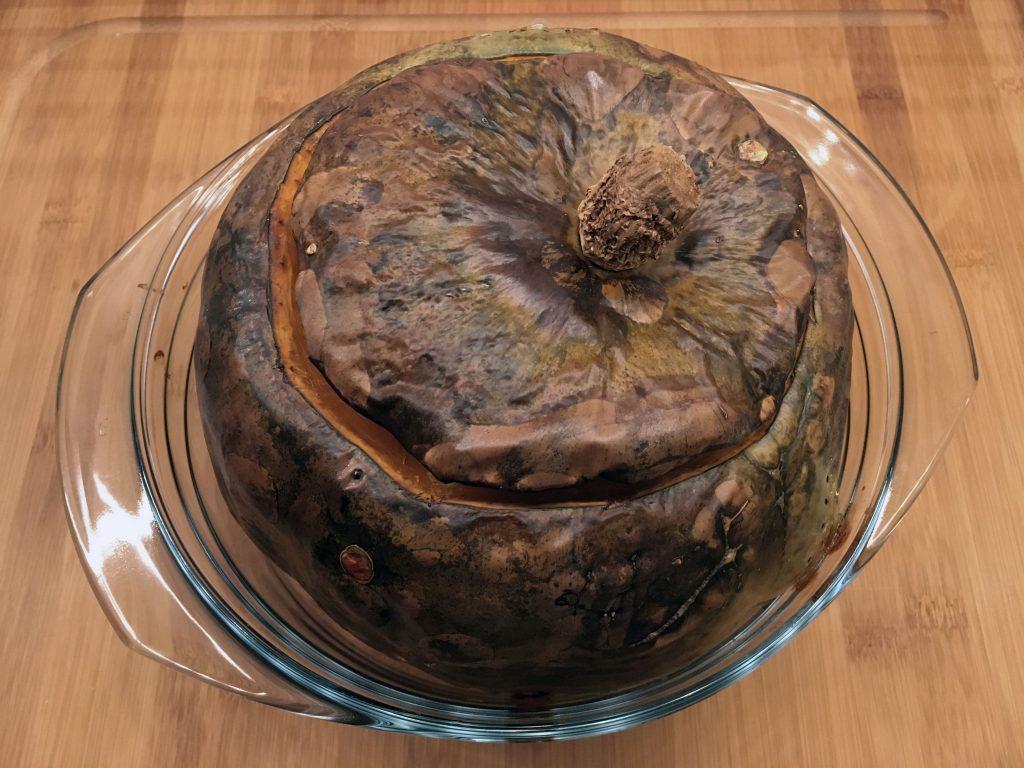 Stuffed Roasted Pumpkin