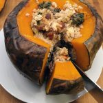 Stuffed Roasted Pumpkin