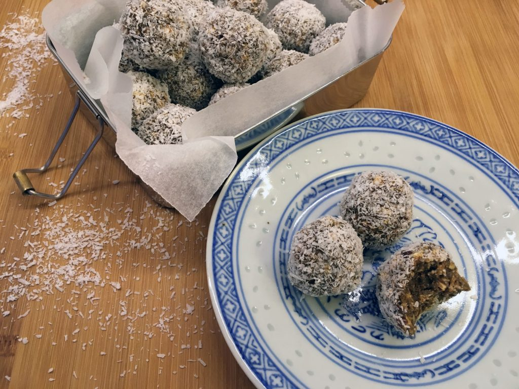 So Yummy - Salted Caramel Energy Balls!