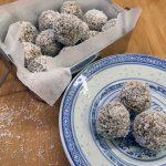 Salted Caramel Energy Balls
