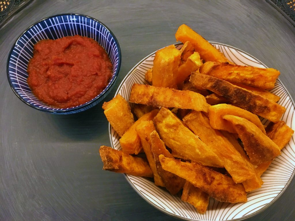 Crispy Sweet Potato Fries - The Histamine Friendly Kitchen