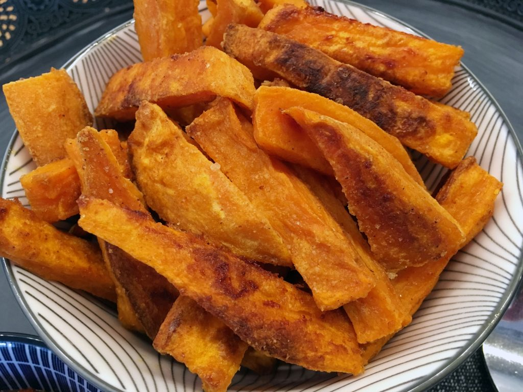 Crispy Sweet Potato Fries - The Histamine Friendly Kitchen