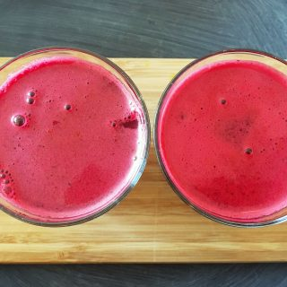 Red Antihistamine Juice