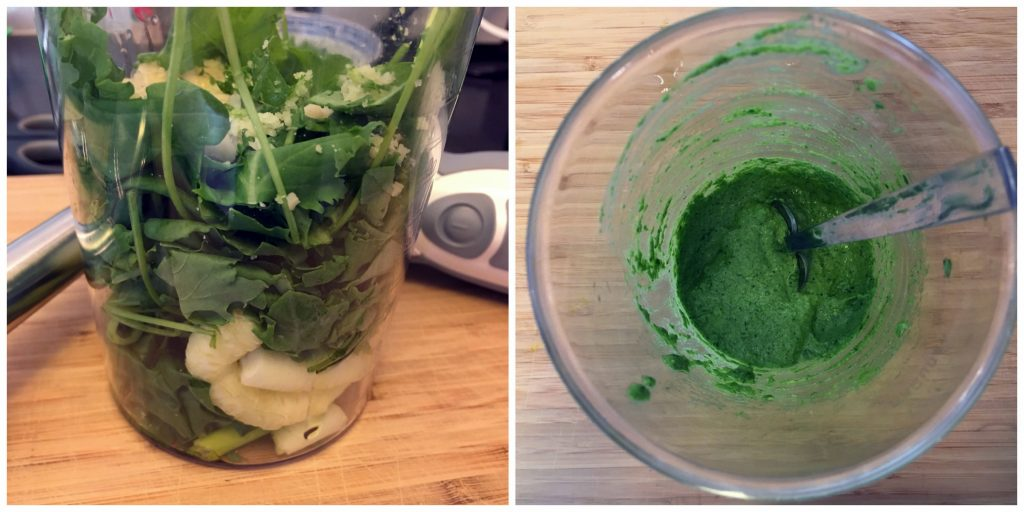 Low Histamine Pesto with Basil and Baby Kale - The Histamine Friendly Kitchen