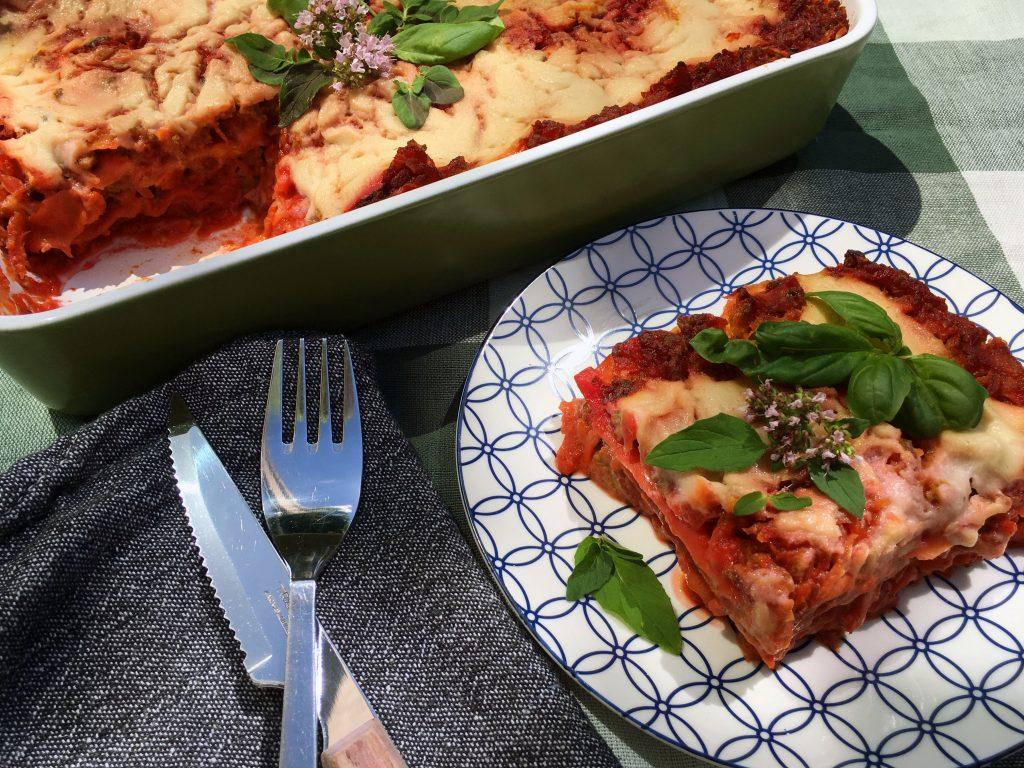 Low Histamine Lasagna - Nightshade Free | Dairy Free