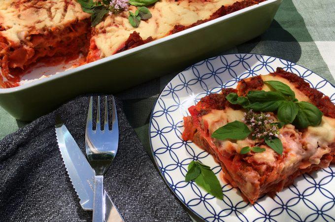 Low Histamine Lasagna
