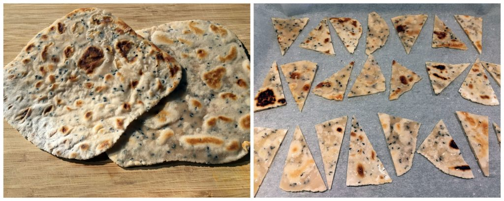 Homemade Grain Free Tortilla Chips!