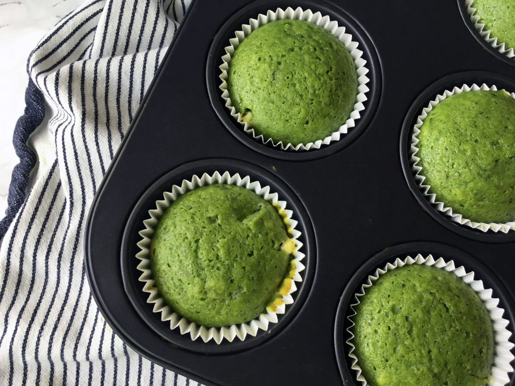 Naturally Green Histamine Friendly Muffins