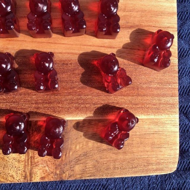 Who is up for some yummy gummy bears The recipehellip