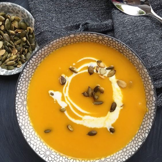 It is about time for another soup recipe on thehellip