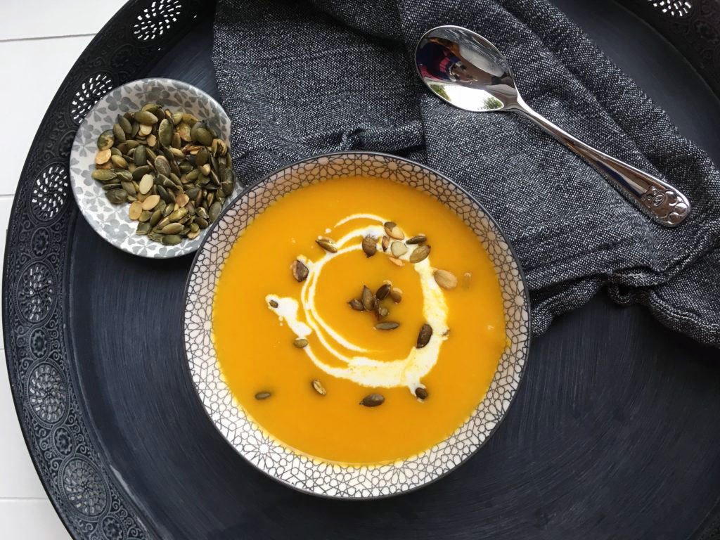 Anti-inflammatory Carrot & Fennel Soup
