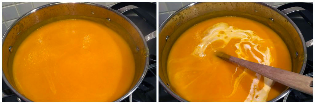 Anti-inflammatory Carrot & Fennel Soup - this is totally creamy and yummy!!