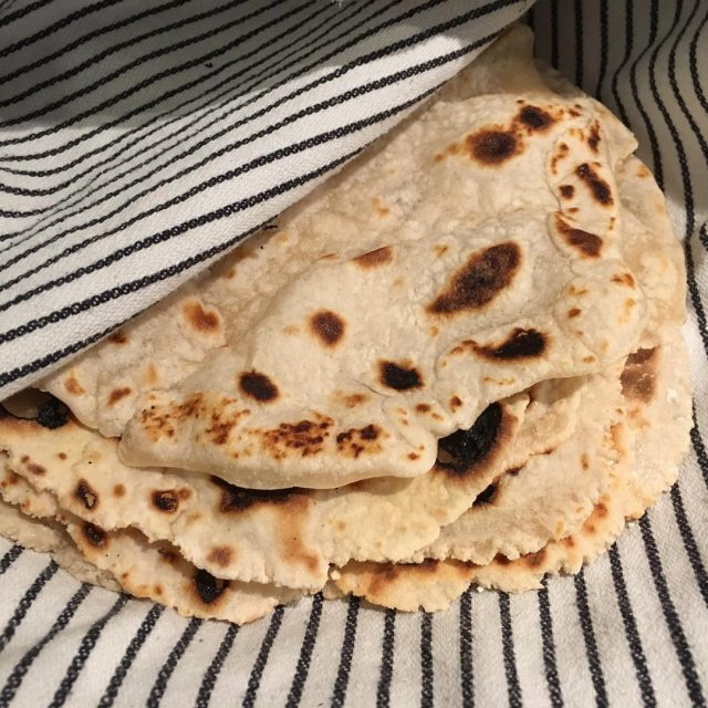 Making grain free tortillas for next weeks blog post Ihellip
