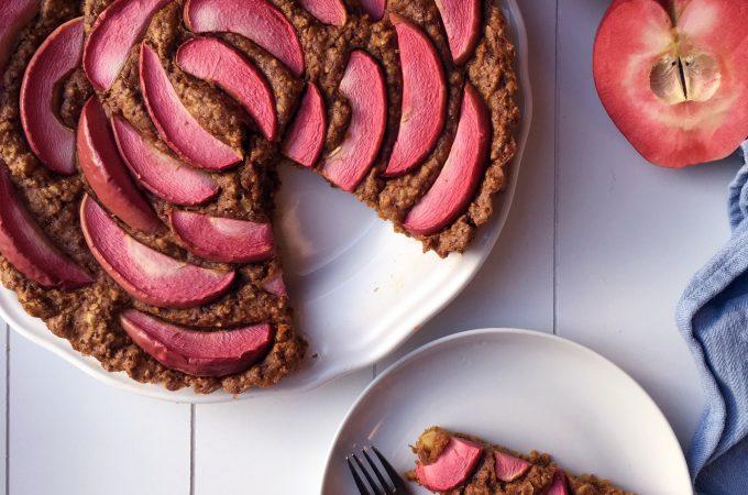 Quick and Simple Pumpkin Apple Cake – Gluten Free
