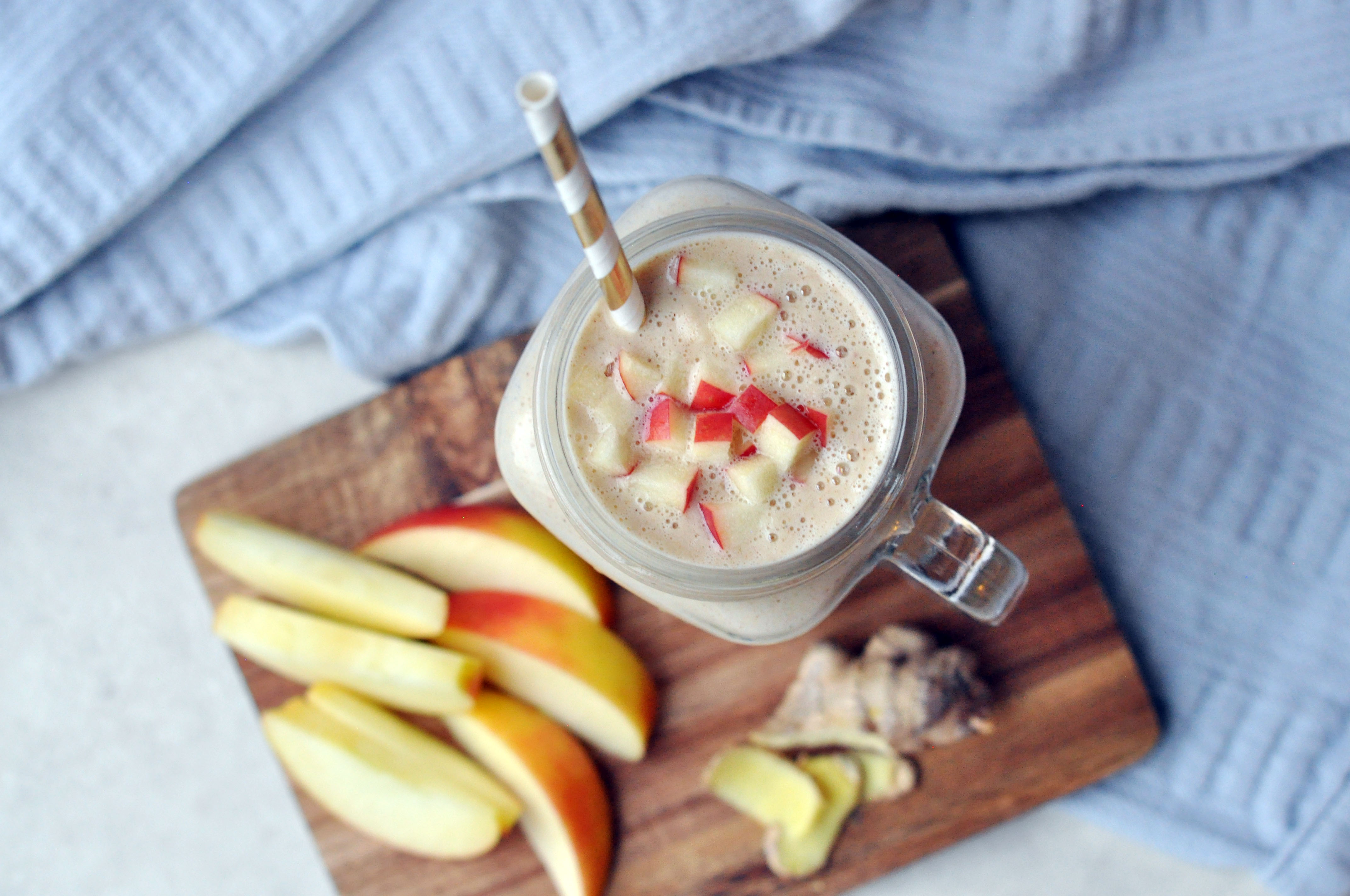 Low Histamine Apple Pie Smoothie