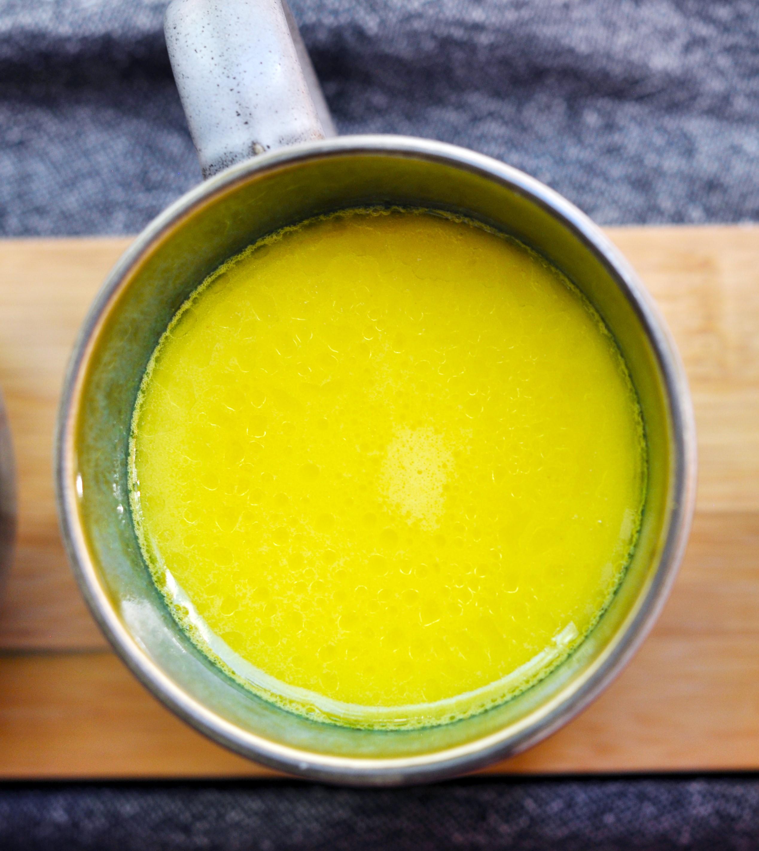 Low Histamine Golden Milk