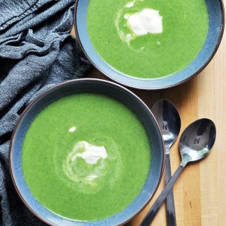 Anti-Inflammatory Nettle Soup