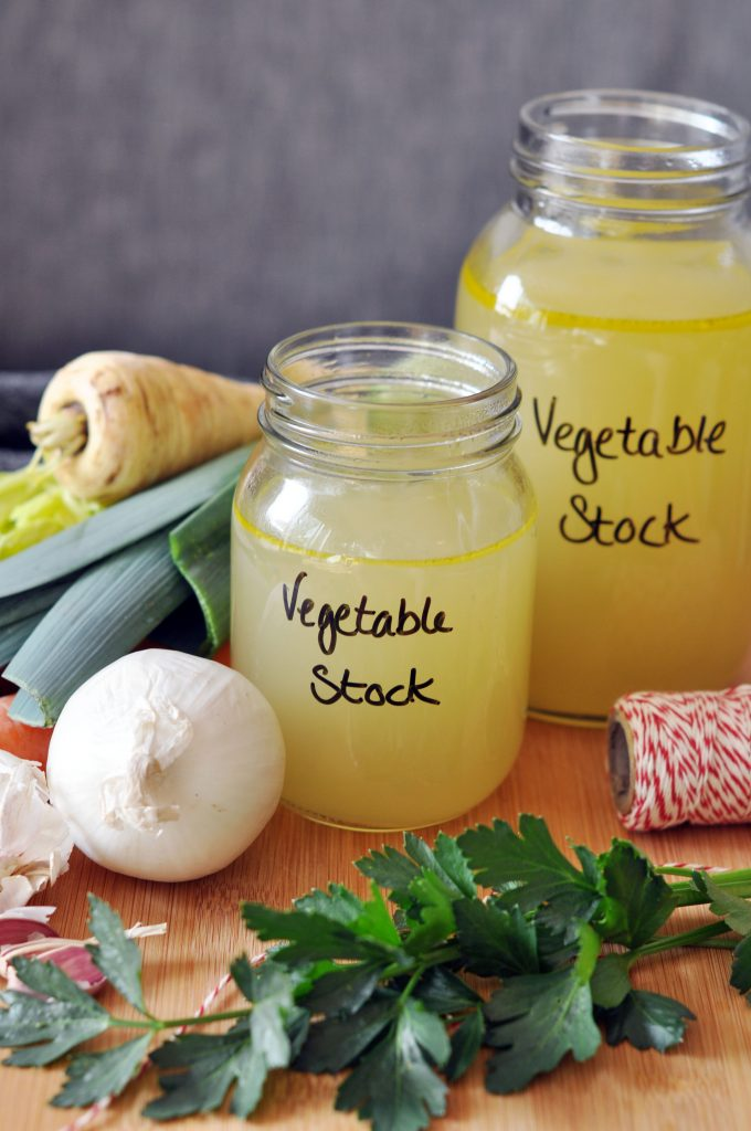 Low Histamine Vegetable Stock