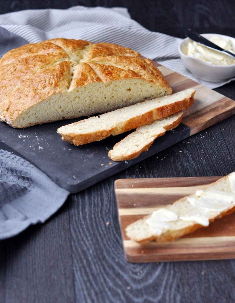 Easy No Yeast Low Histamine Bread